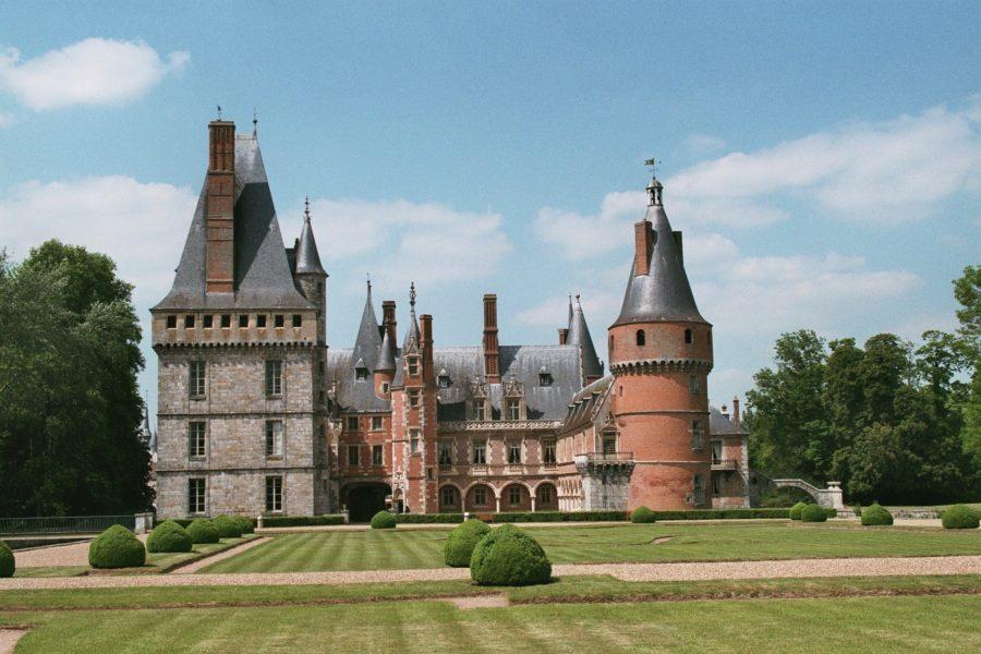 Sortir à Faverolles, les châteaux