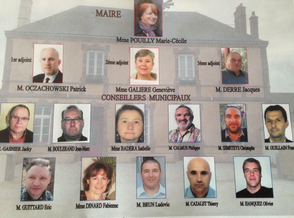 equipe conseil Faverolles 28210