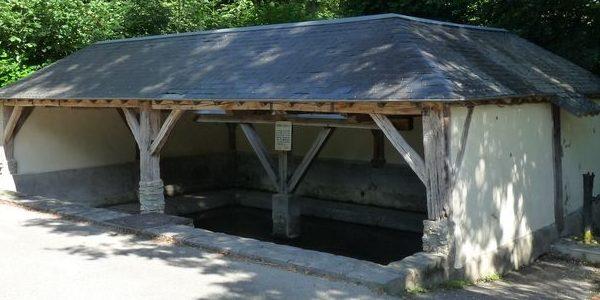 lavoir de Faverolles Eure et Loir