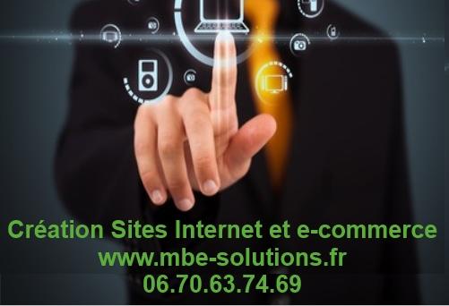 MBE Solutions créateur de sites internet à FAVEROLLES
